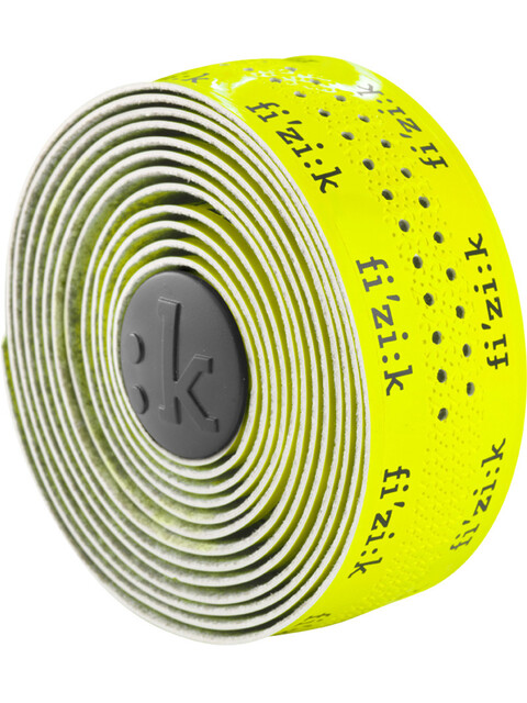 Fizik Superlight Glossy Lenkerband Fizik Logo fluo gelb